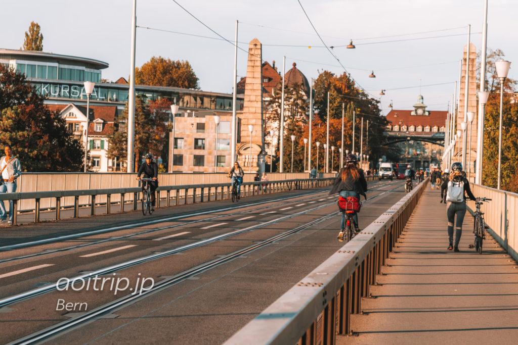 スイス ベルンのコルンハウス橋