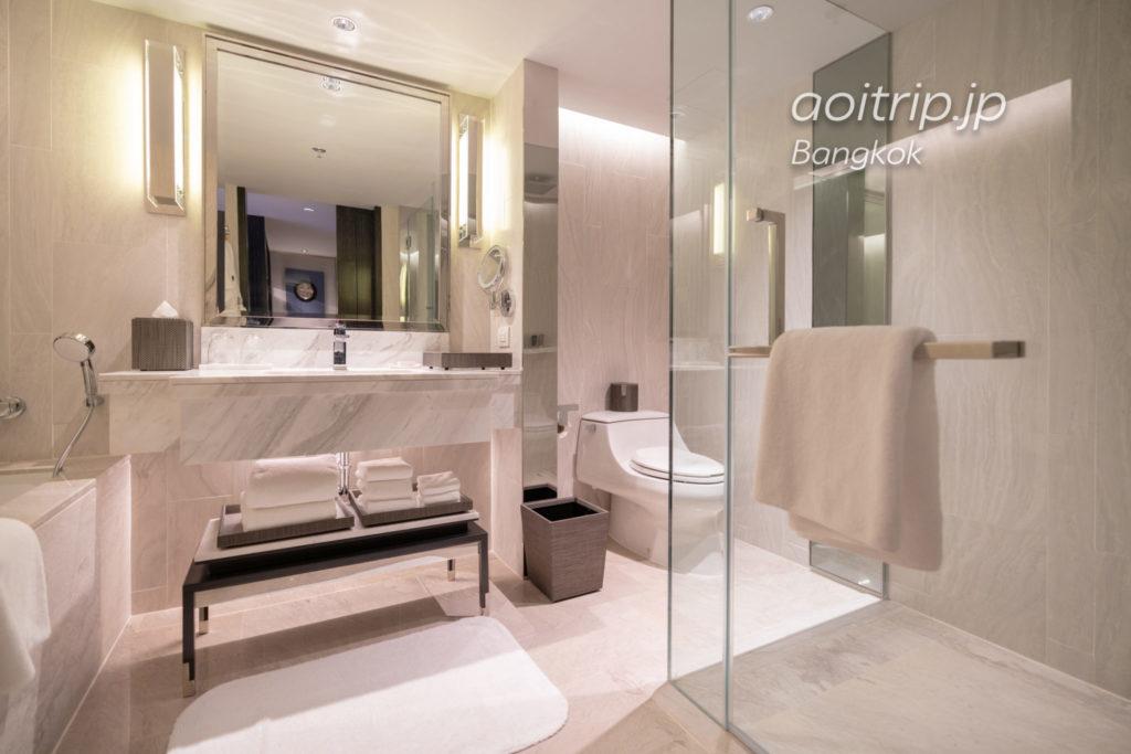 JWマリオットホテルバンコクのバスルーム