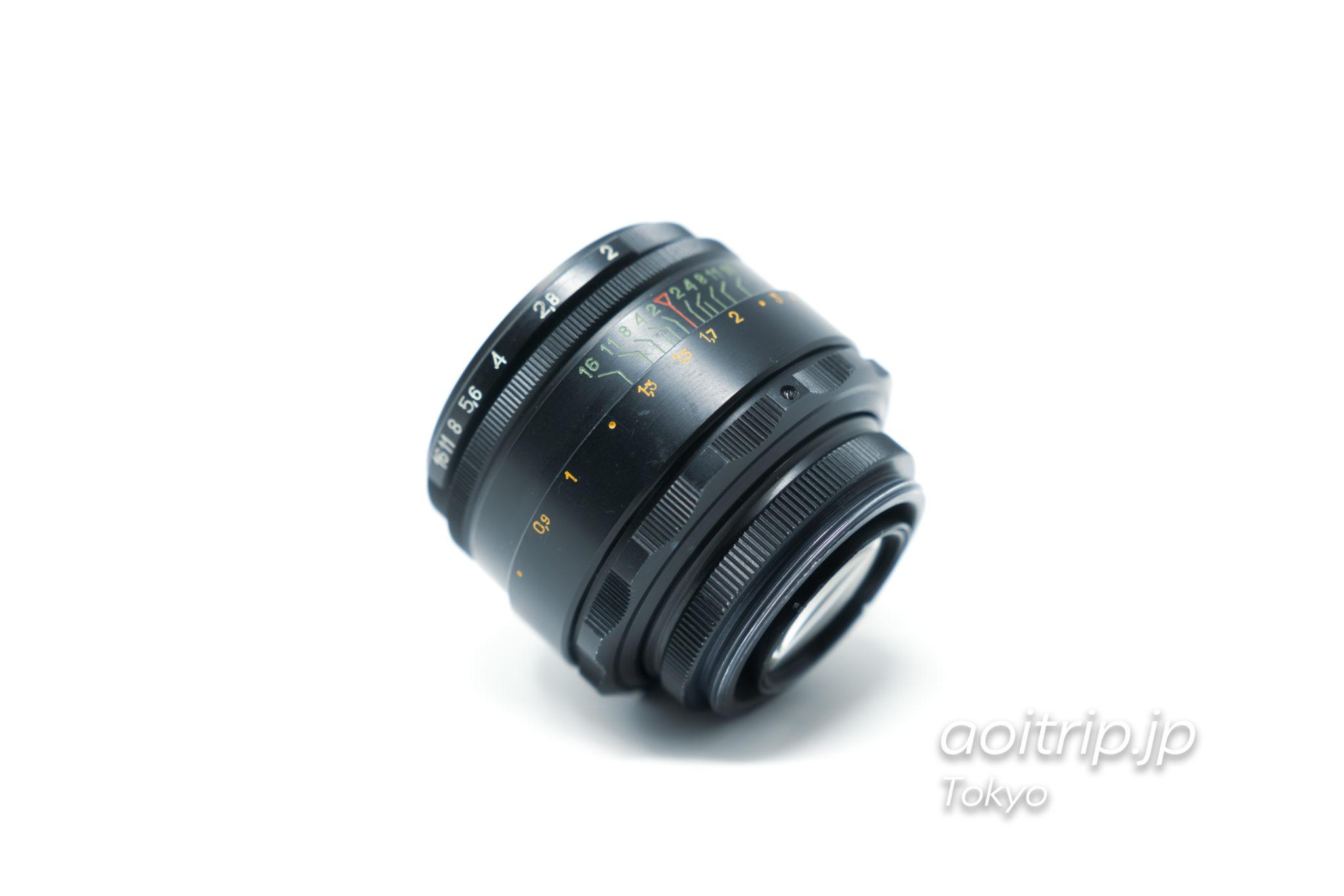 ヘリオス44-2(Helios44-2 58mm F2.0)