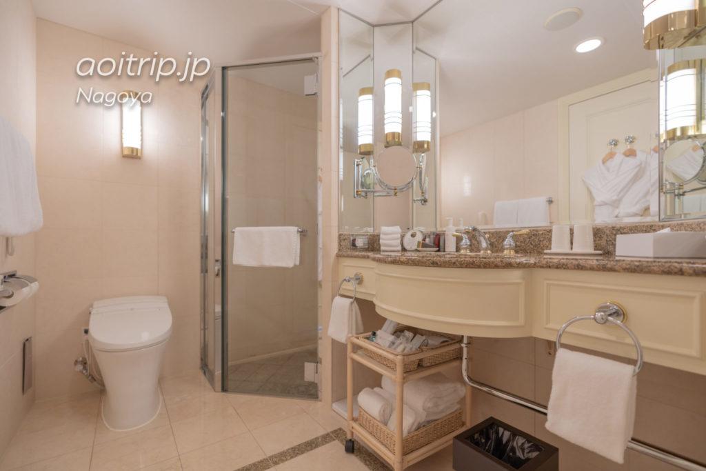 名古屋マリオットアソシアホテルのバスルーム