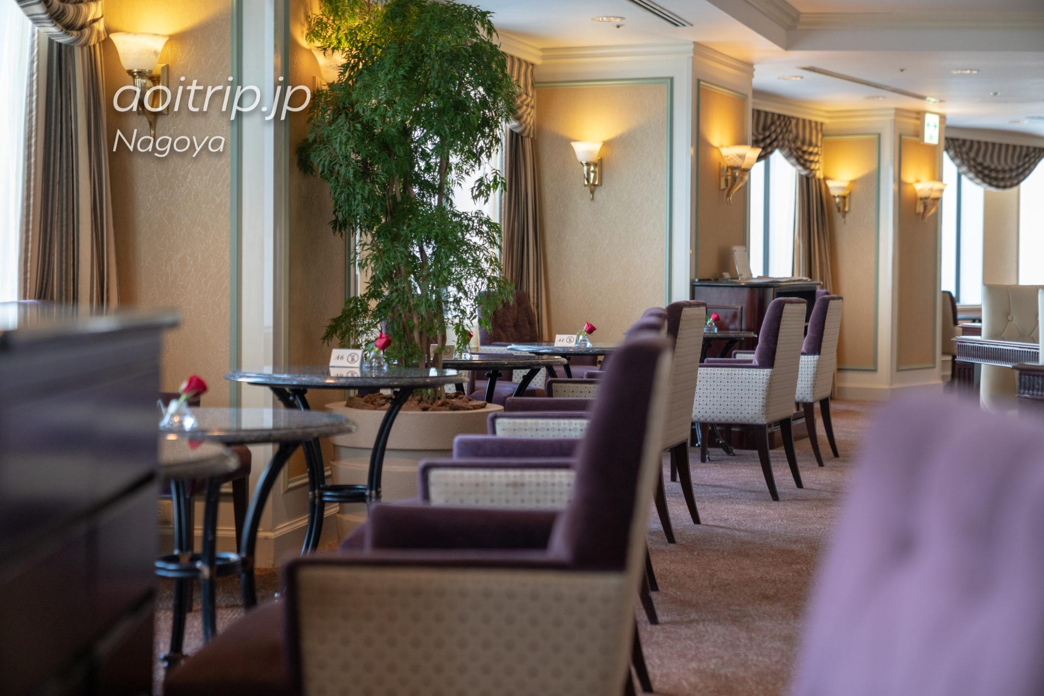 名古屋マリオットアソシアホテルのクラブラウンジ