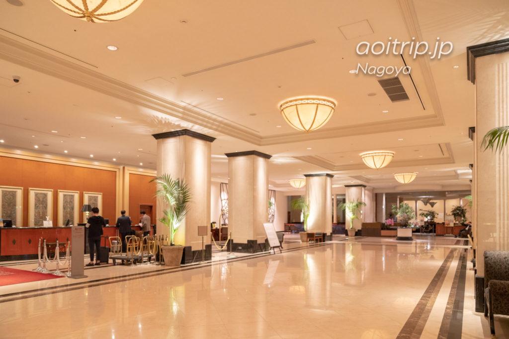 名古屋マリオットアソシアホテルのロビー