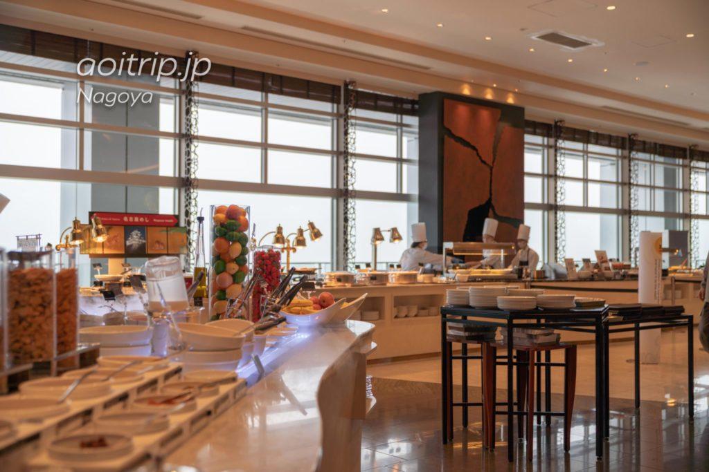 名古屋マリオットアソシアホテルのAll Day Dining PERGOLA