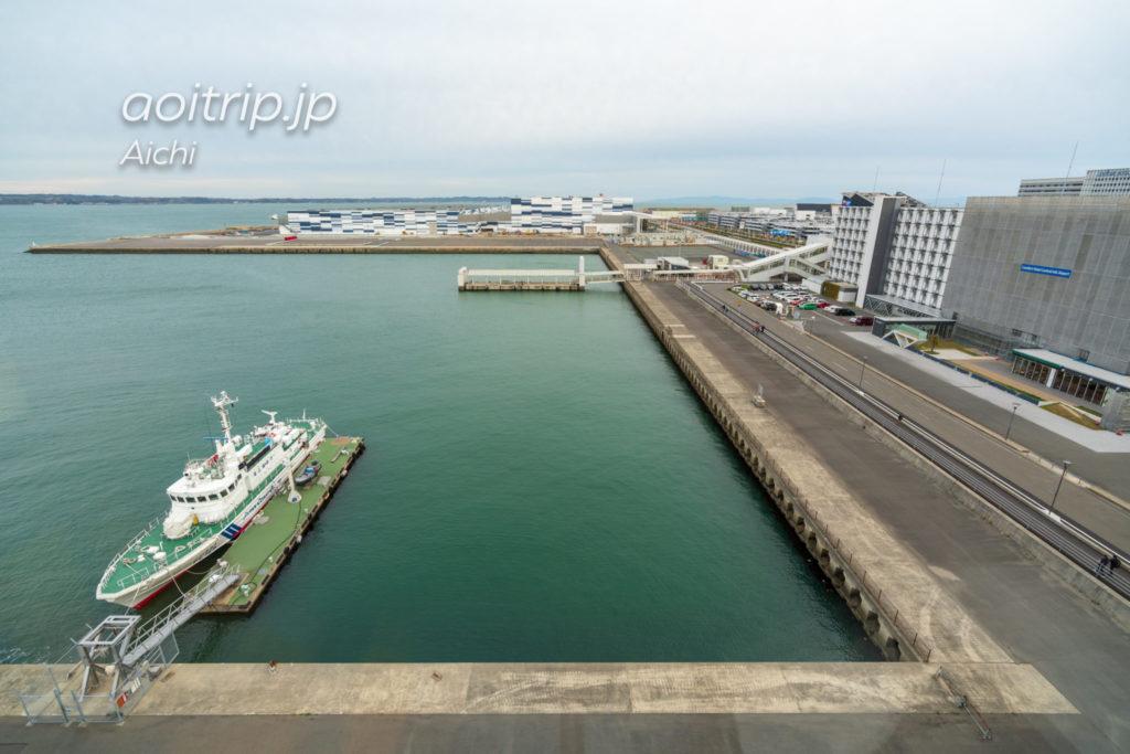 フォーポイント バイ シェラトン中部国際空港(Four Points by Sheraton Nagoya, Chubu International Airport)の南側の眺望