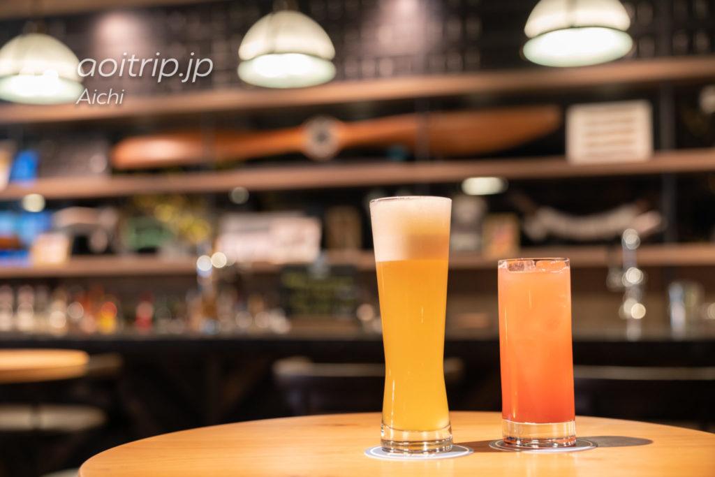 フォーポイント バイ シェラトン名古屋 中部国際空港のバー ベストブリュー Best Brews