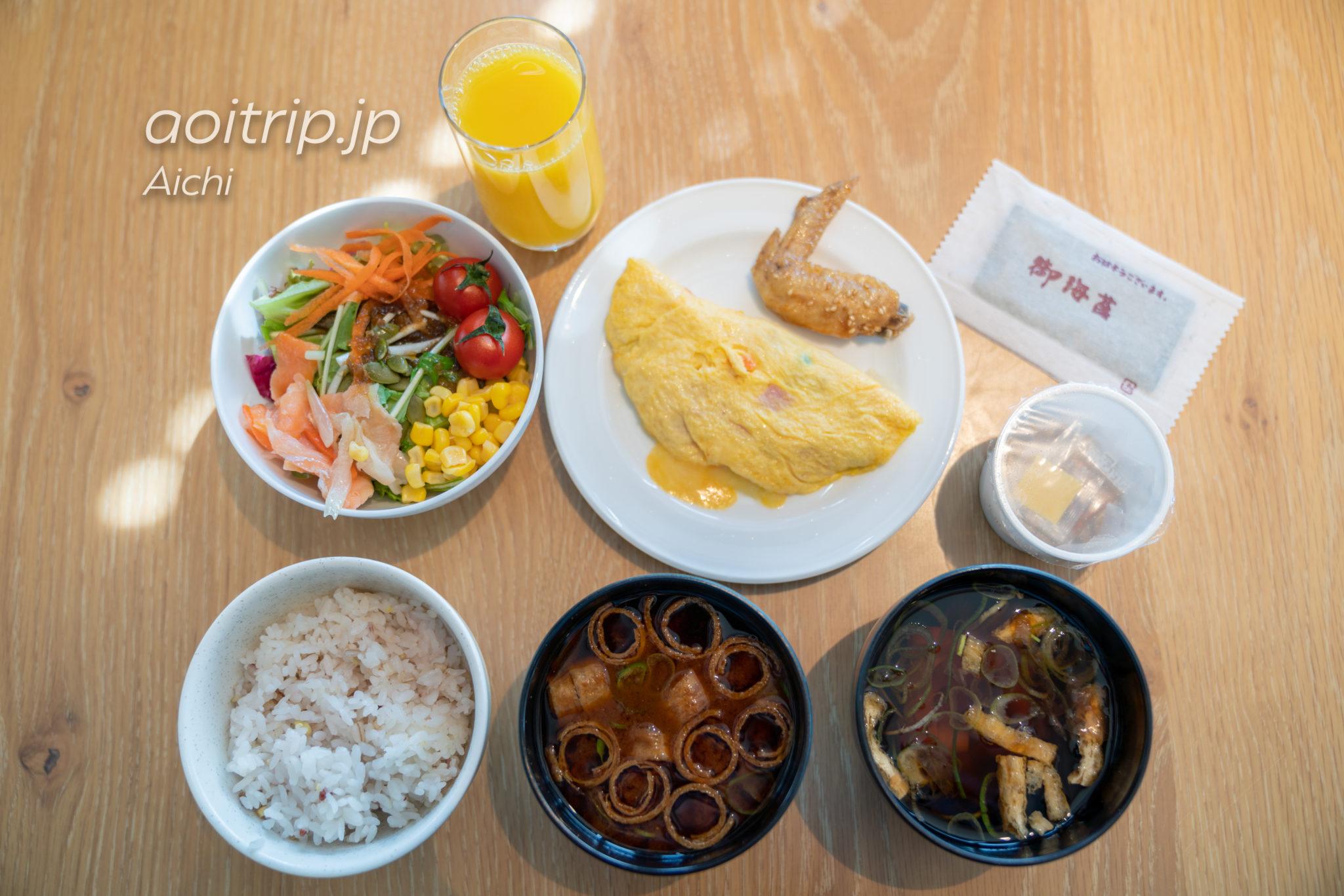 フォーポイント バイ シェラトン名古屋 中部国際空港の朝食