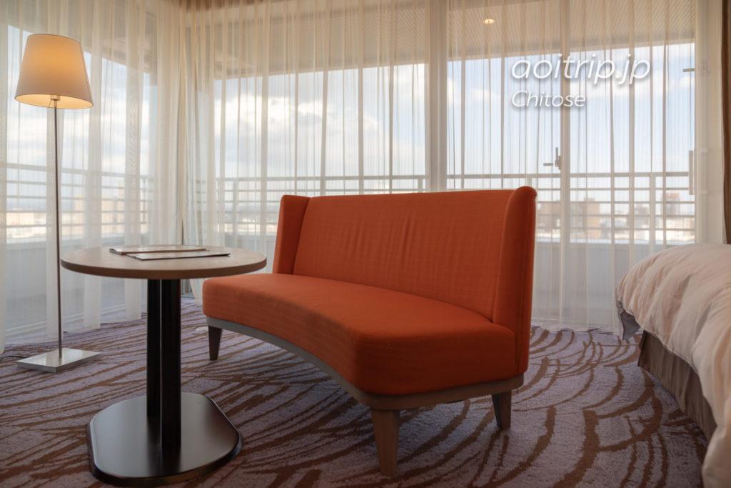 ANAクラウンプラザホテル千歳 コーナーツインルーム