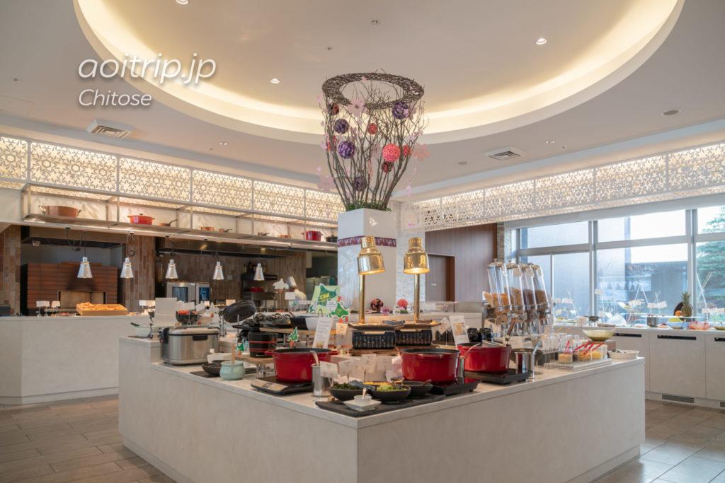 ANAクラウンプラザホテル千歳 ハスカップ ザ ガーデン