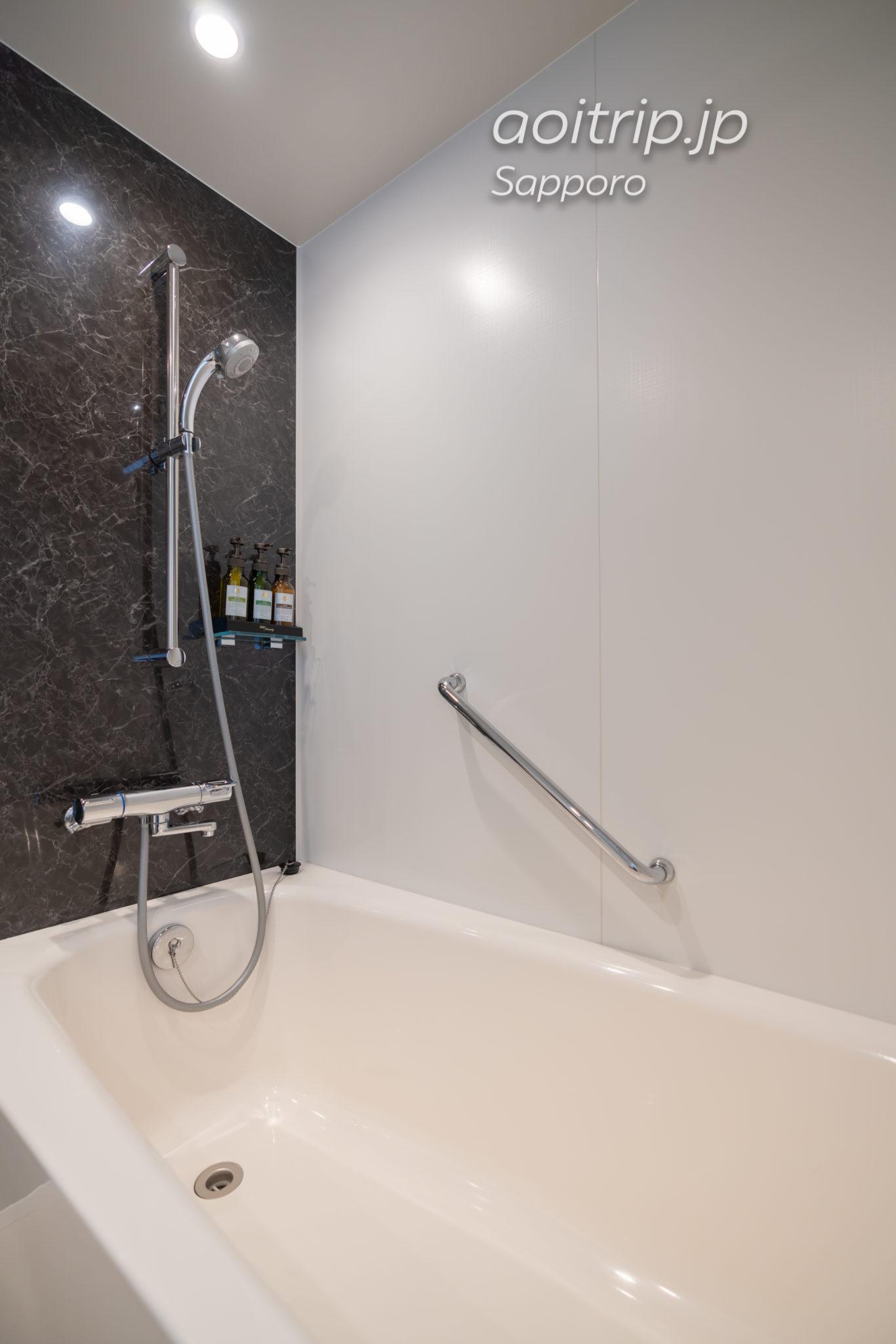 ANAクラウンプラザホテル札幌のバスルーム
