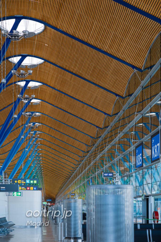 マドリード・バラハス空港