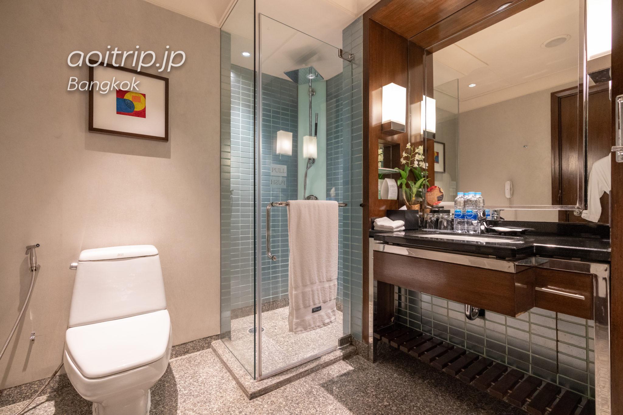 ウェスティン グランデ スクンビット バンコクのバスルーム