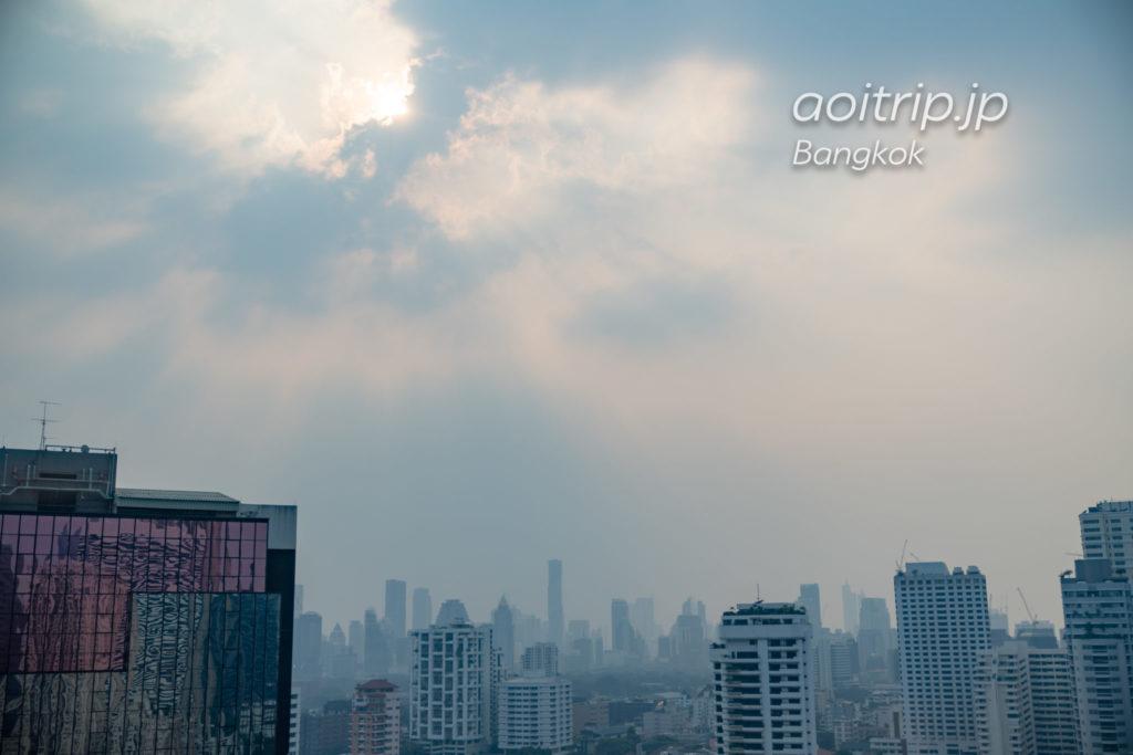 ウェスティン グランデ スクンビット バンコク24Fからの眺望