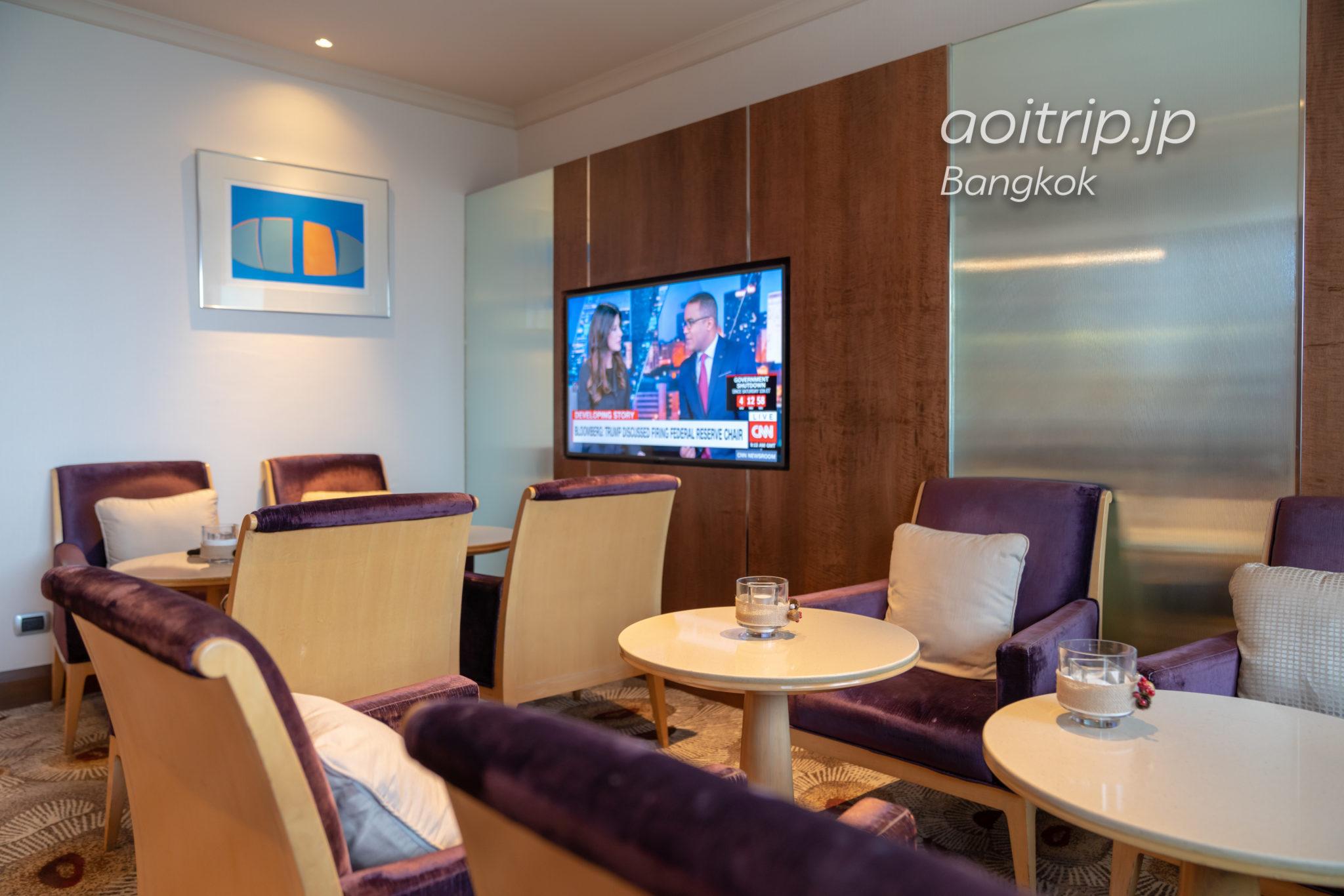 ウェスティン グランデ スクンビット バンコクのホテル クラブラウンジ