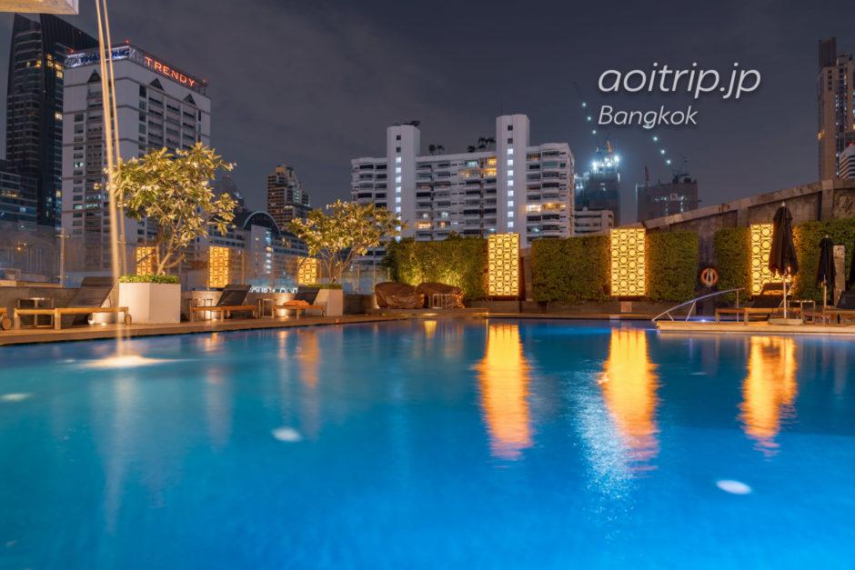 ウェスティン グランデ スクンビット バンコクのプール