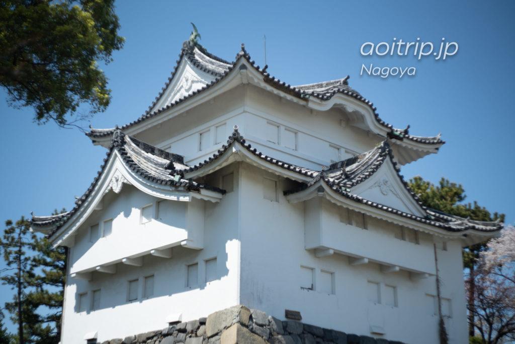 名古屋城の東南角櫓