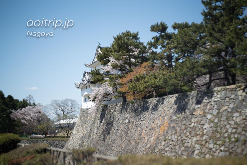 名古屋城の西南角櫓