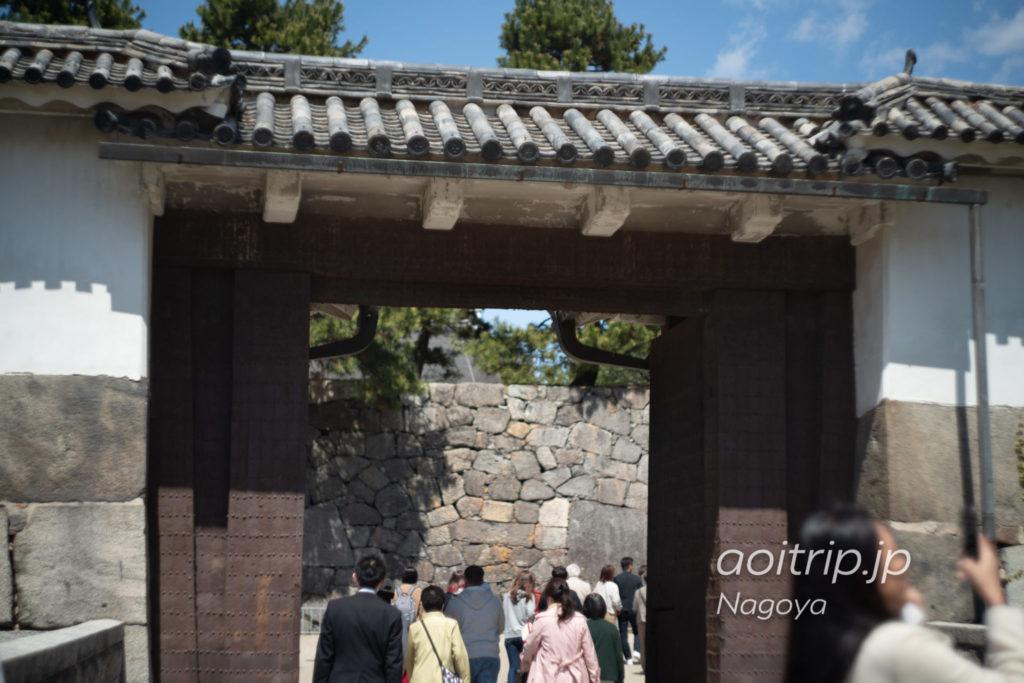 名古屋城の表ニ之門