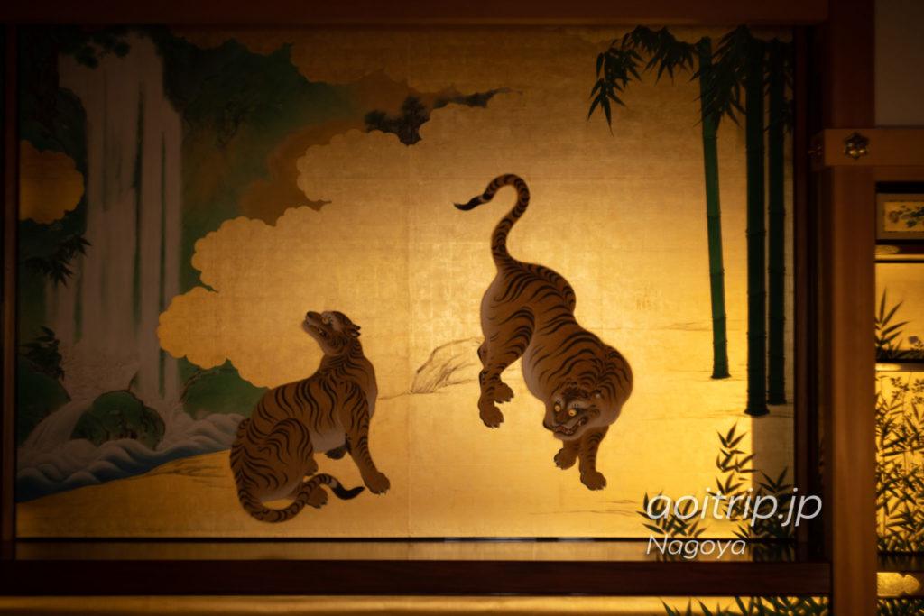 名古屋城 本丸御殿の玄関