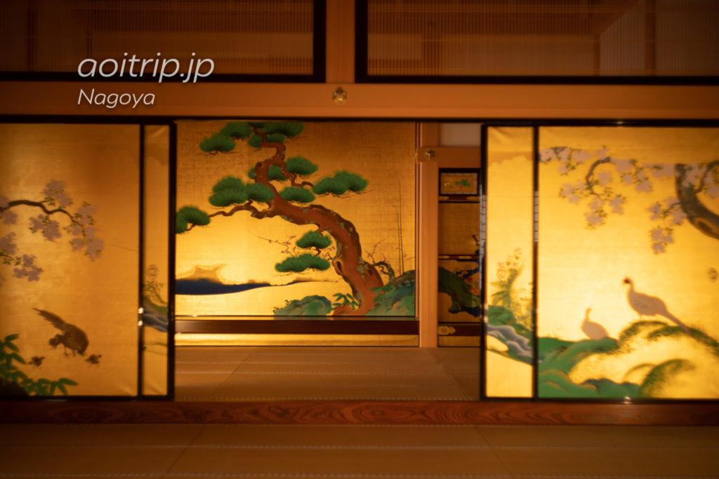 名古屋城 本丸御殿の表書院