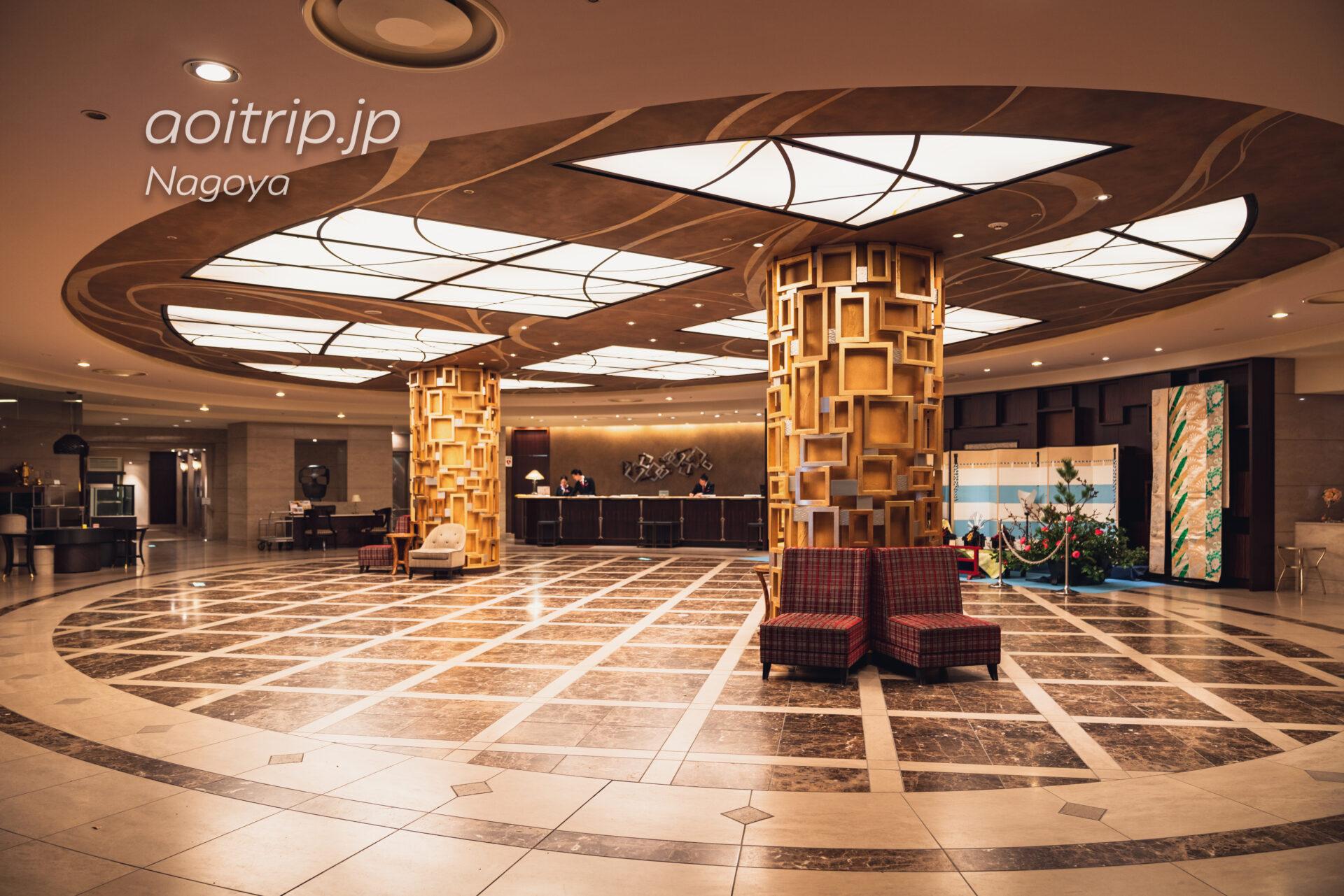 ANAクラウンプラザホテルグランコート名古屋のエントランス・ロビー