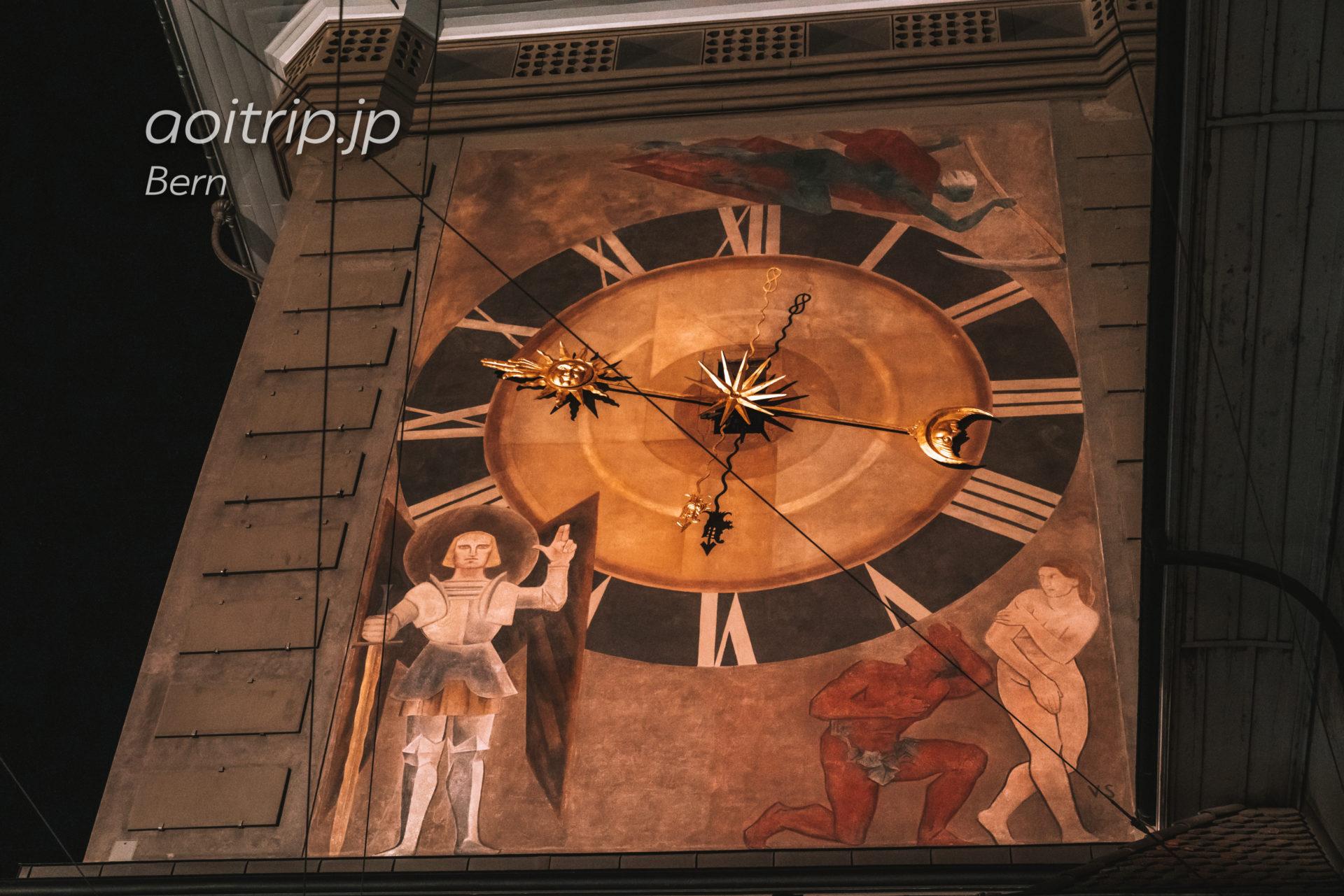 スイス ベルンの時計塔(Zytglogge)