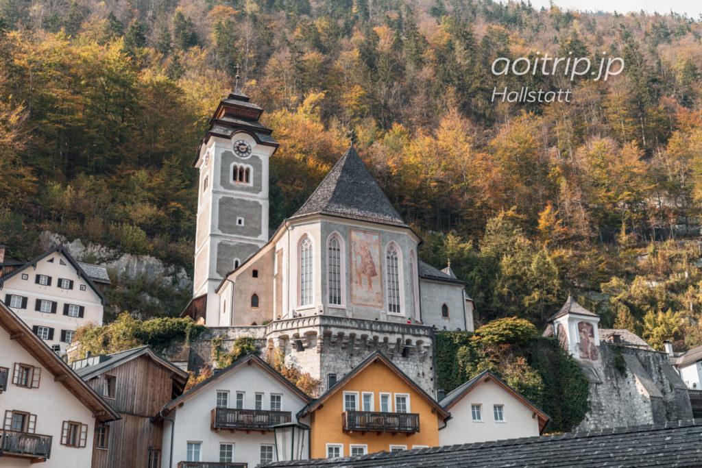 ハルシュタットのカトリック教会