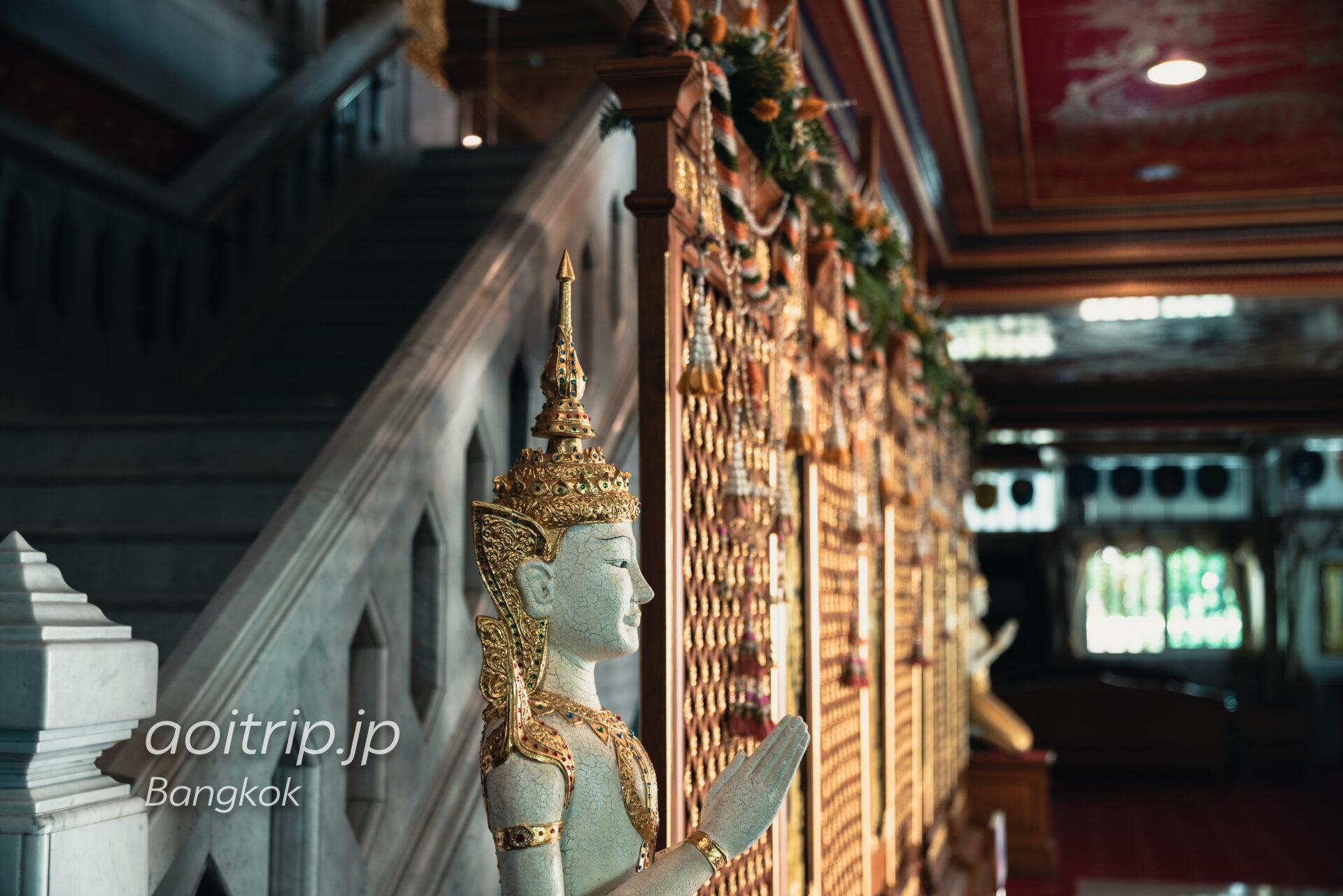 タイのワットパクナム入り口