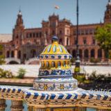 セビリアのスペイン広場