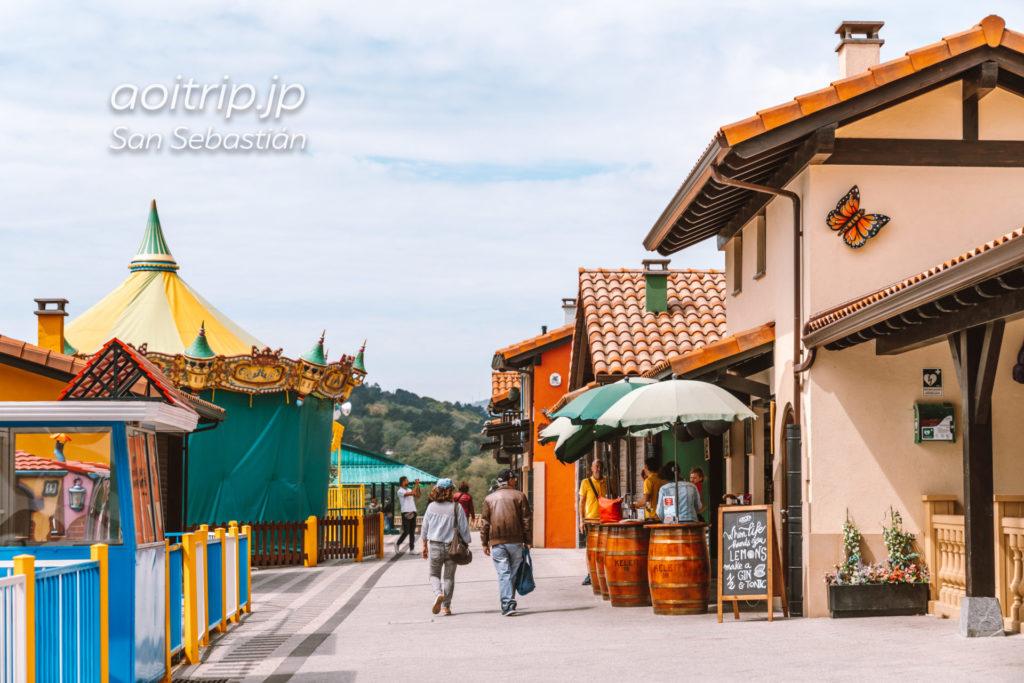 モンテイゲルドの遊園地