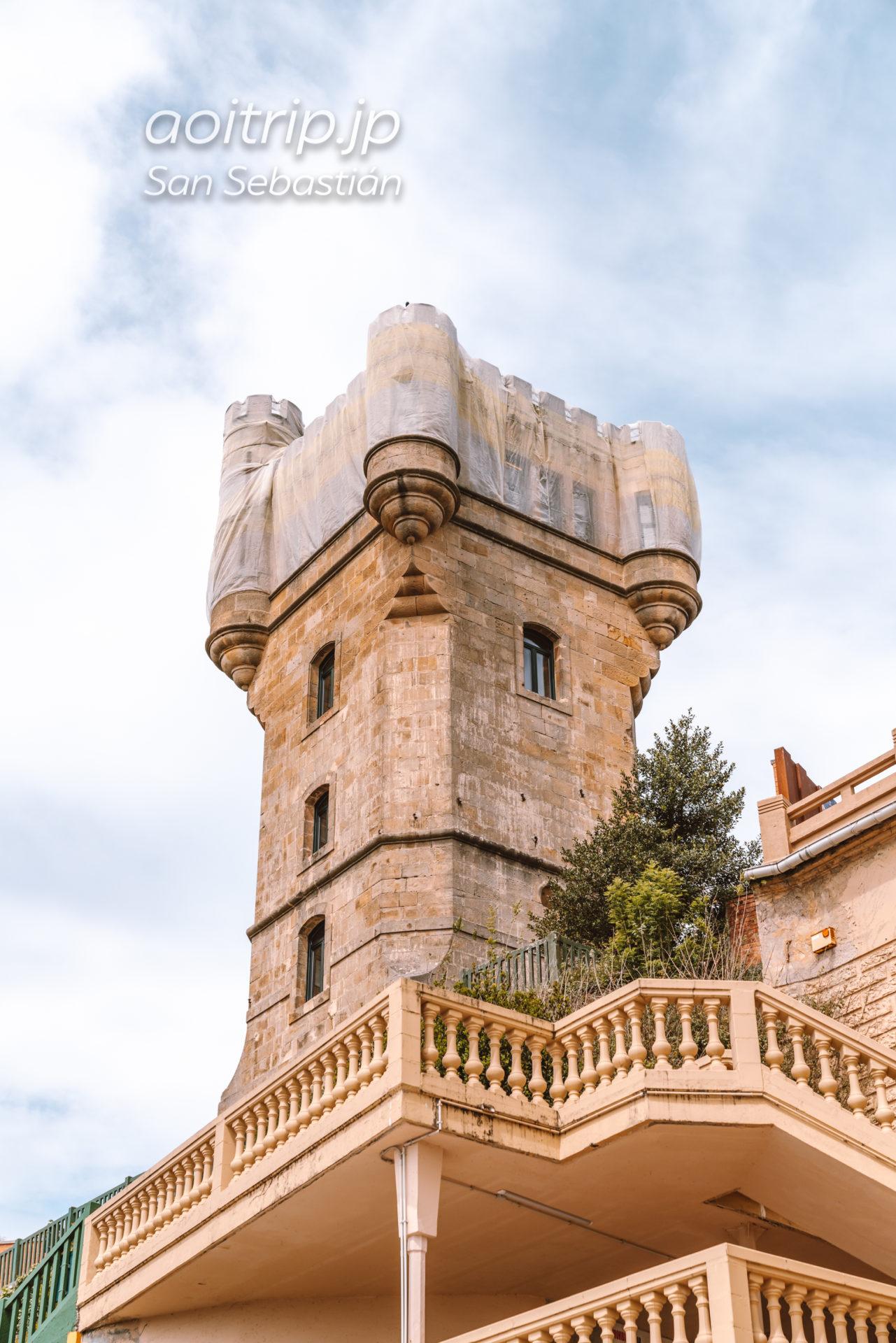 モンテイゲルドの塔 Torreón del Monte Igeldo