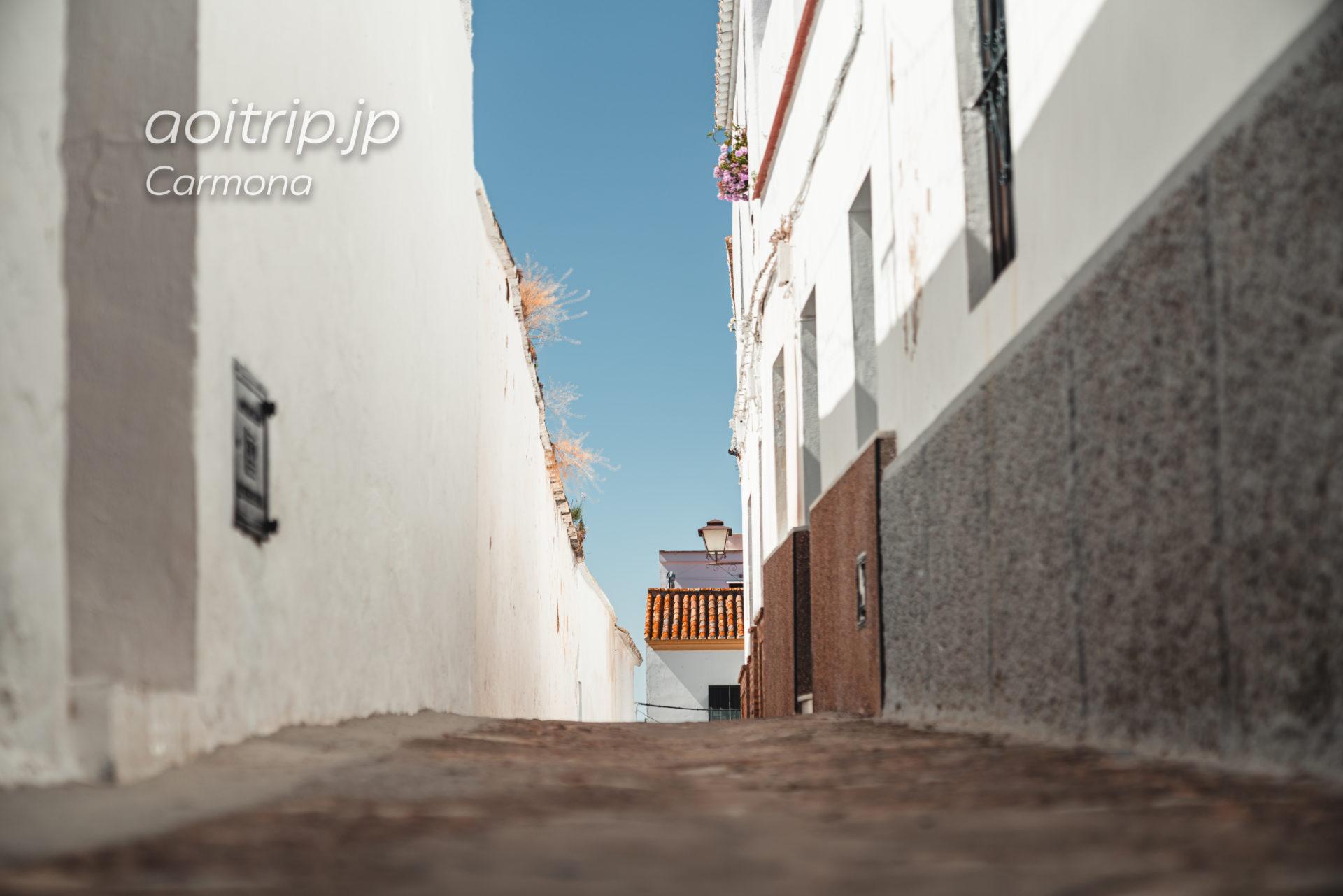 スペインの白い村カルモナ
