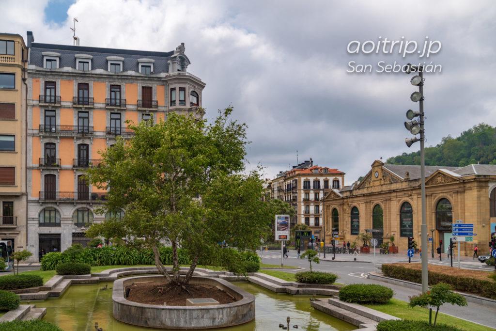 ブレバルト ドノスティアの外観写真