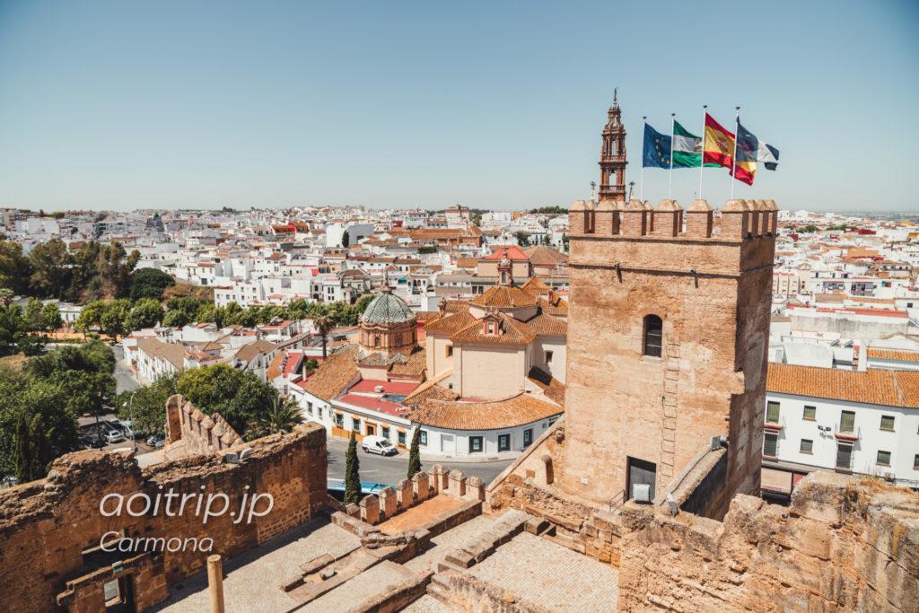 カルモナのPuerta De Sevilla