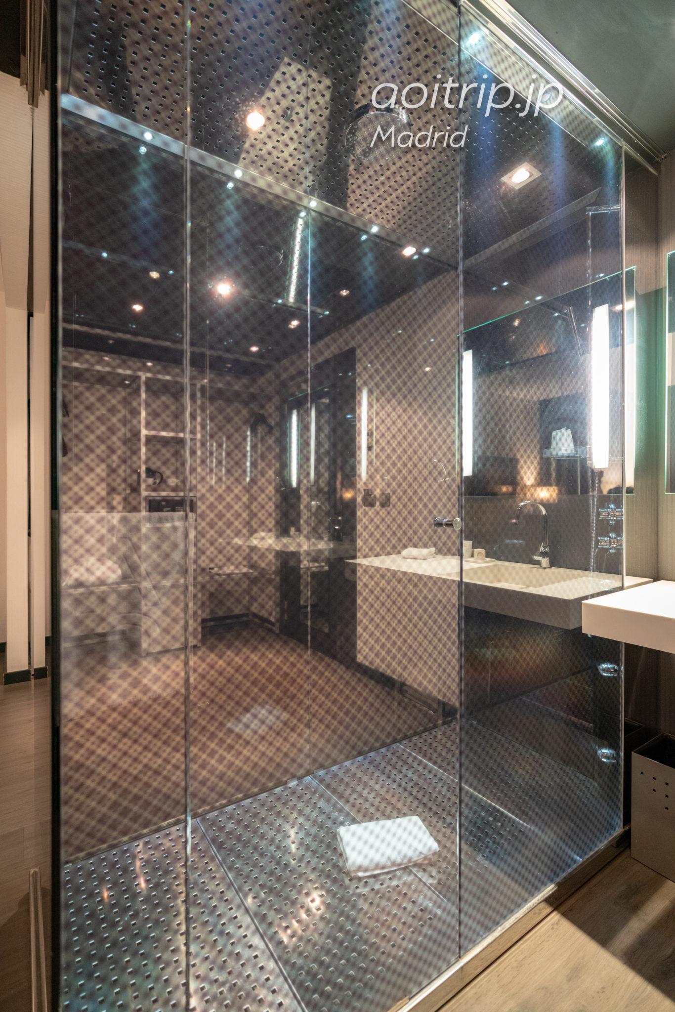 ACホテルマドリッドアトーチャのバスルーム