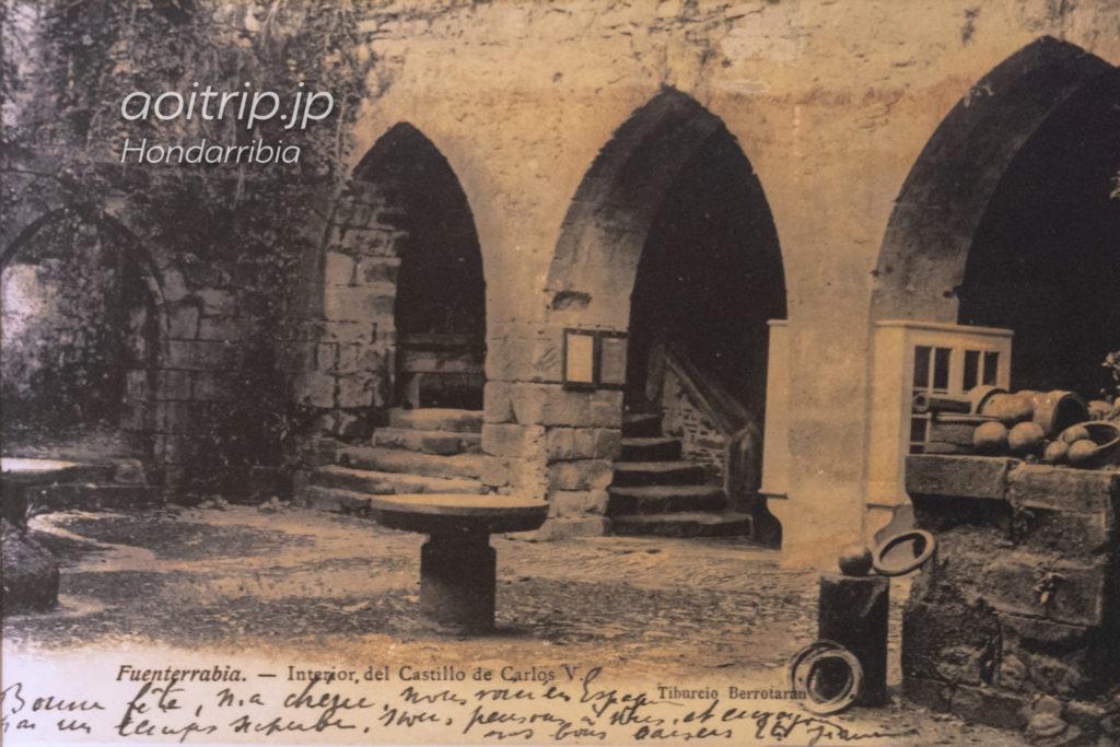 パラドールデオンダリビアの昔の写真