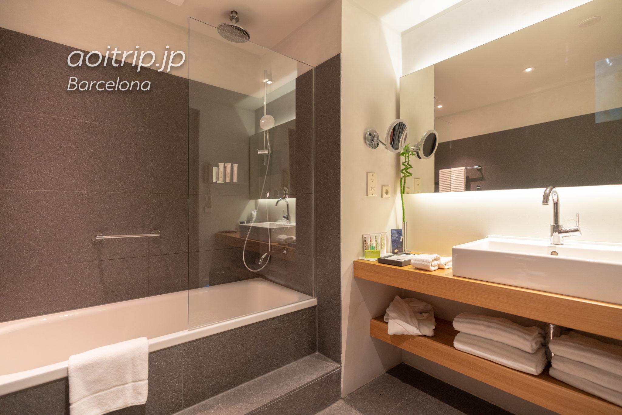 ルメリディアンバルセロナ バスルーム