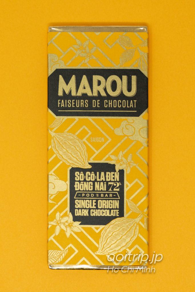 ベトナムのスーパーフード ローカカオ Marou(マルゥ) Single Origin DONG NAI 72%