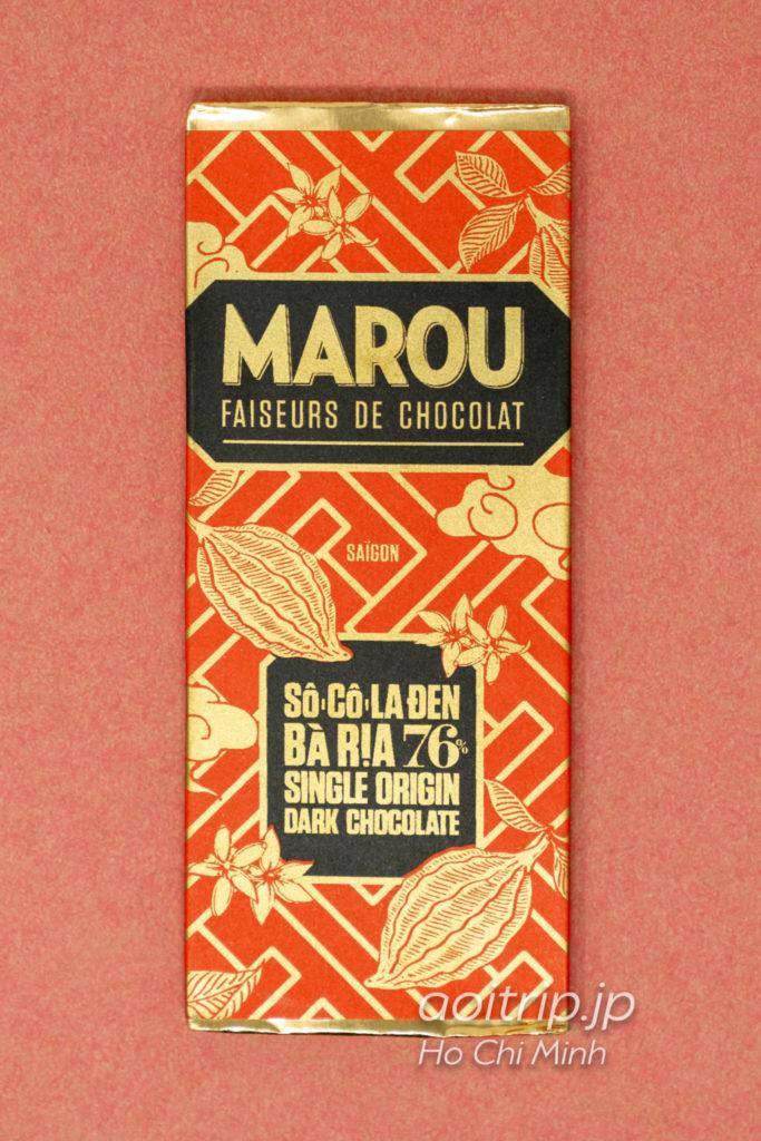 ベトナムのスーパーフード ローカカオ Marou(マルゥ) Single Origin BA RIA 76%