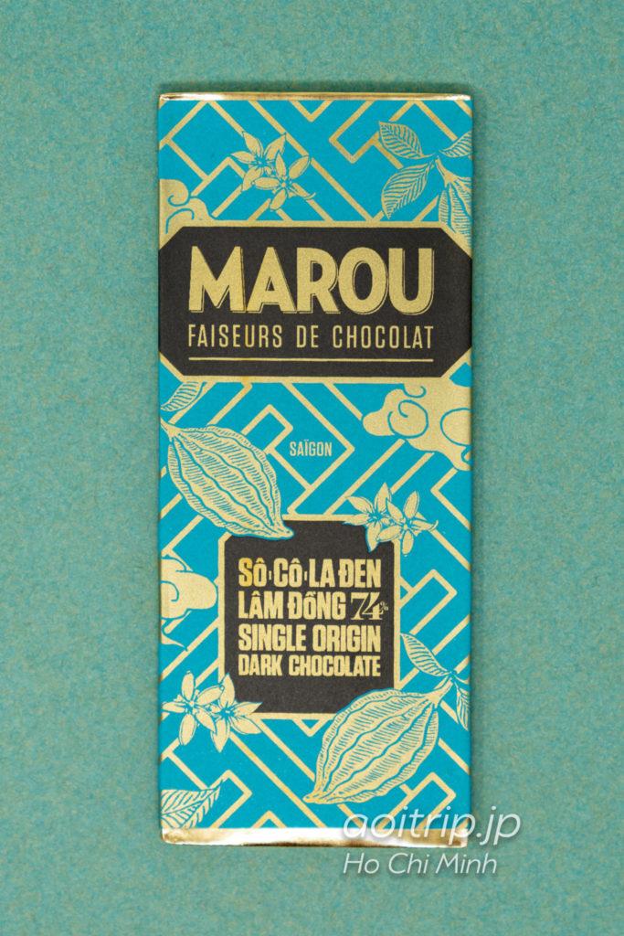 ベトナムのスーパーフード ローカカオ Marou(マルゥ) Single Origin LAM DONG 74%