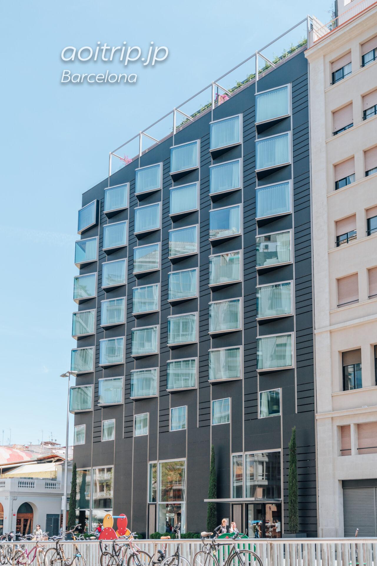 ザバルセロナエディションホテルの外観