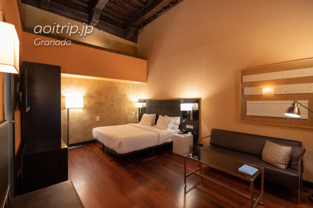 ホテル パラシオ デ サンタ パウラ グラナダ スーペリアルーム