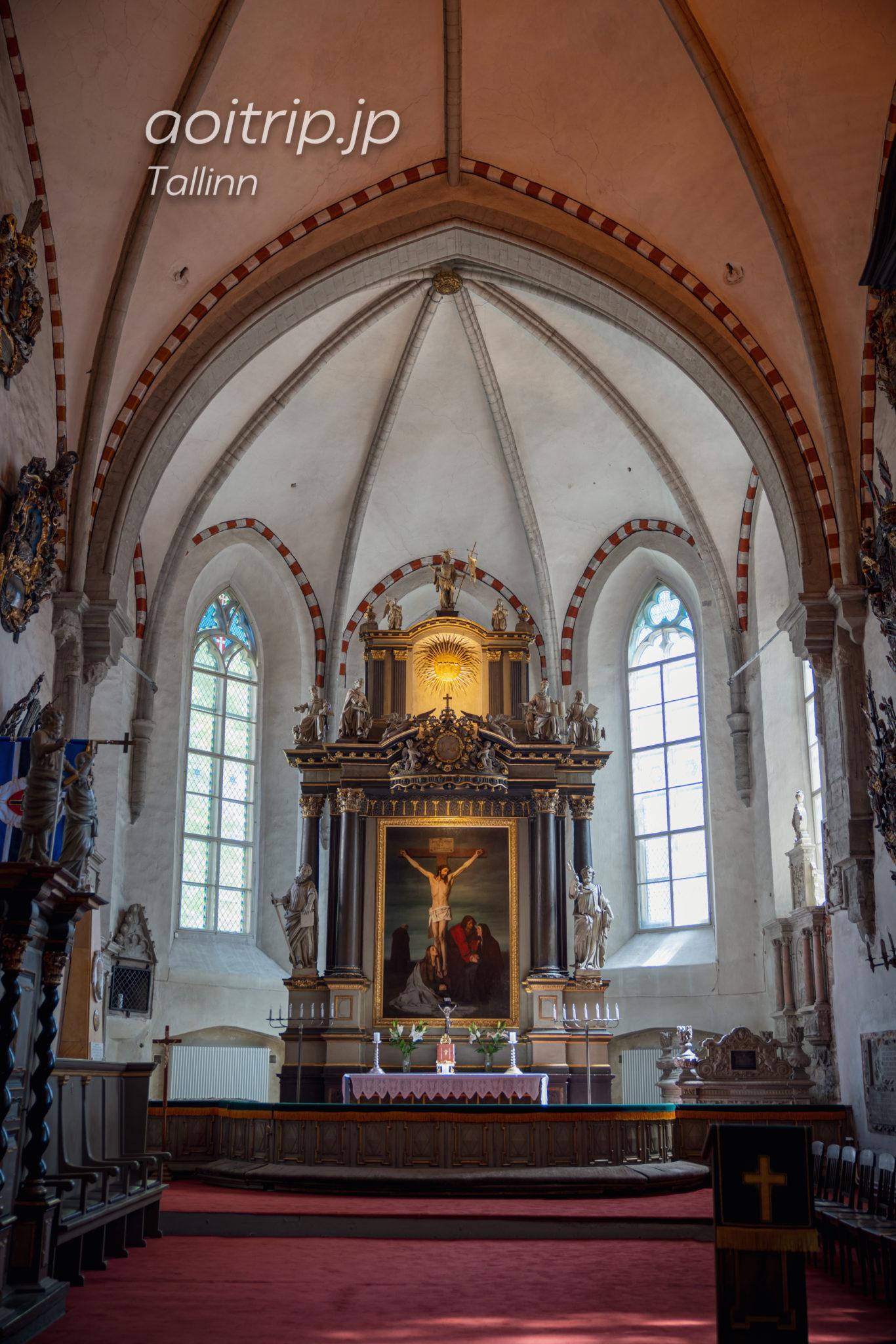 クリスチャン アッカーマン製作の祭壇画