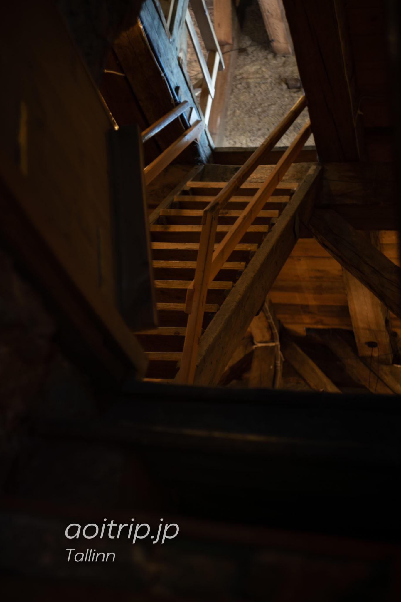 タリン聖母マリア大聖堂 バロック様式の鐘楼