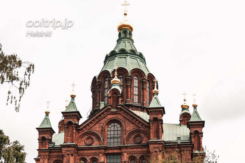 ヘルシンキの生神女就寝大聖堂 ウスペンスキー大聖堂