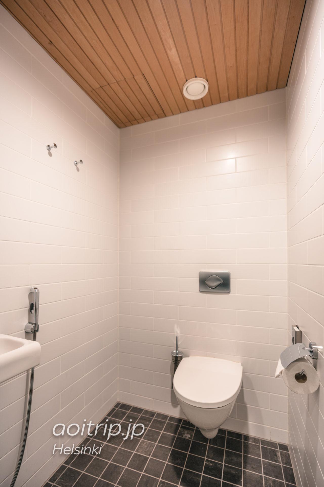 ホテルカタヤノッカのトイレ