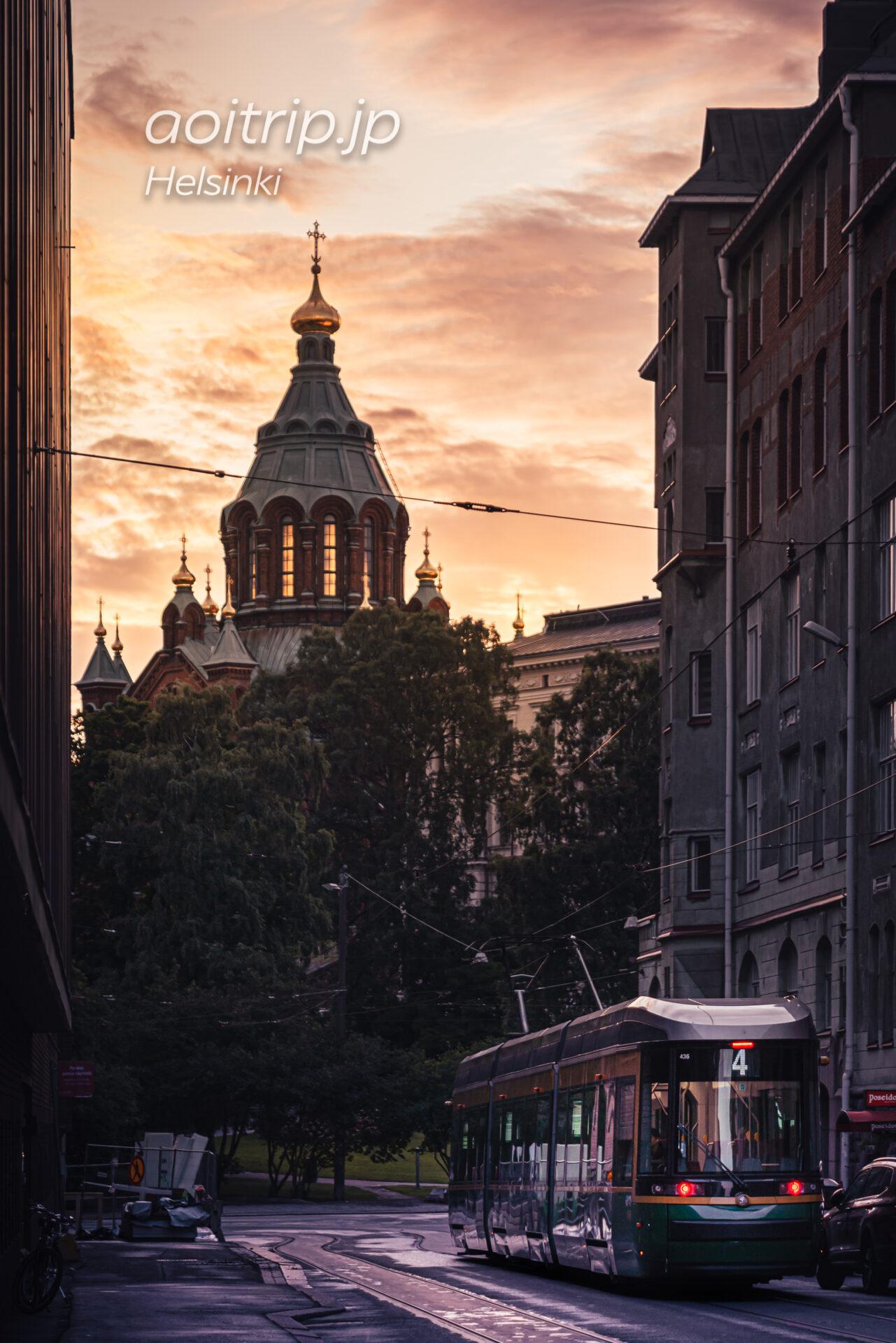 ヘルシンキの生神女就寝大聖堂