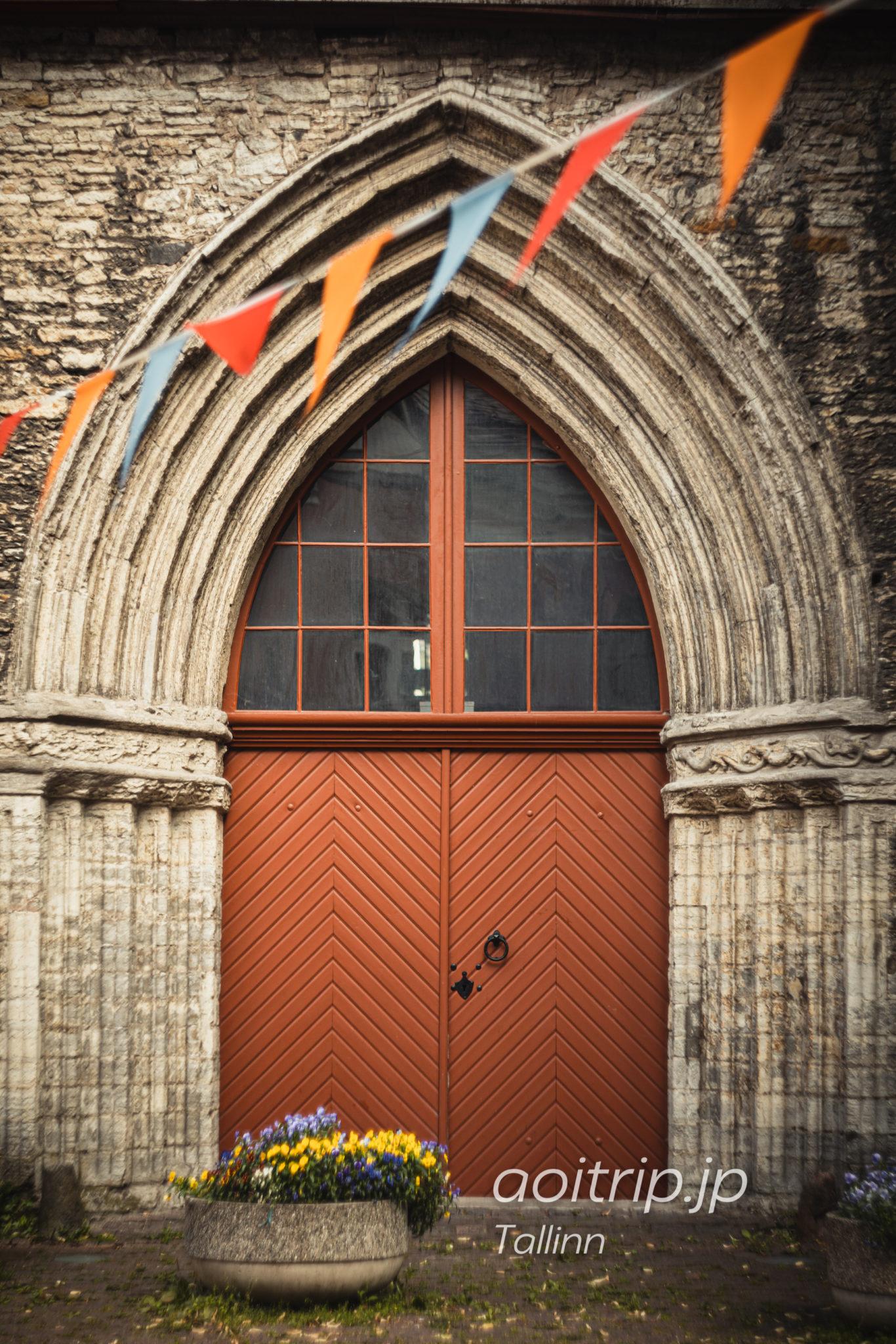 タリンの聖カタリーナ教会