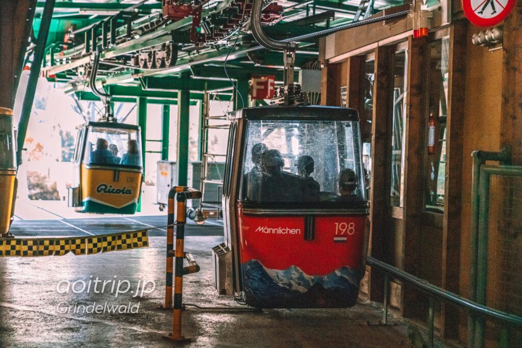 Grindelwald-Männlichen Gondola Cableway