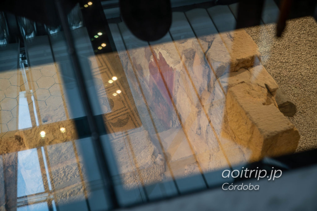 ホスペス パラシオ デル バイリオ コルドバの古代ローマ時代の遺跡