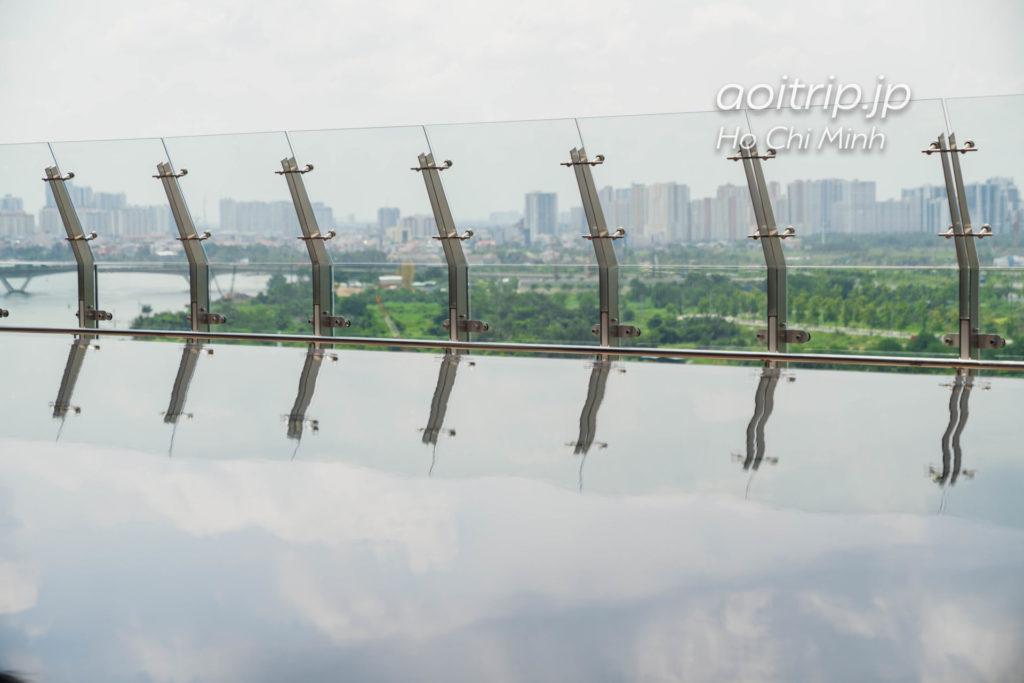 ルメリディアン サイゴンのプール